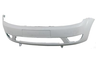 Front Bumper Primed One Piece (Not Zetec S) Insurance Approved for FORD FIESTA