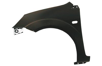 Front Wing With Hole Left Hand Independently Certified for FORD FIESTA