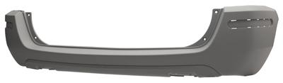 FORD FUSION Rear Bumper