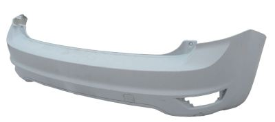 Rear Bumper Primed 3/5 Door Not St Or Rs Models for FORD FOCUS