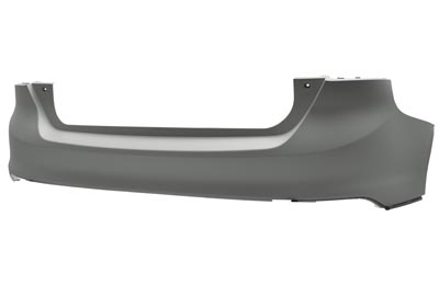 FORD FOCUS Rear Bumper