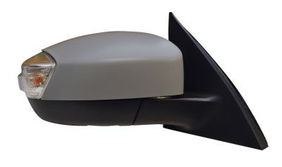 Door Mirror Electric Heated Primed With Indicator With Puddle Lamp Right Hand for FORD S-MAX