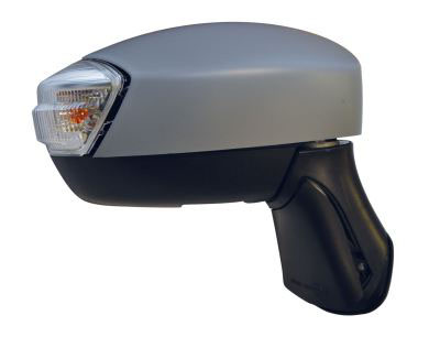 Door Mirror Electric Heated Primed With Indicator Right Hand Power Fold