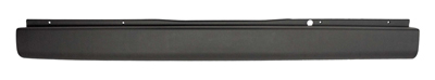 Rear Bumper Cover OEM/OES Light Grey Colour for FORD TRANSIT