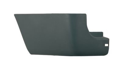 Rear Bumper End Cap Right Hand OEM/OES Light Grey Colour Not Jumbo Models for FORD TRANSIT