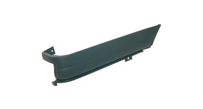Rear Bumper End Cap Mlg Right Hand OEM/OES Light Grey Colour for FORD TRANSIT