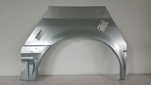 Rear Wheel Arch Short Wheel Base Right Hand