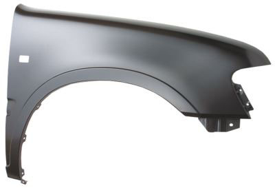 Replacement Car Parts for Isuzu Pickup Front wing right hand
