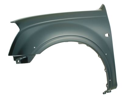 Replacement Car Parts for Isuzu Pickup Front wing 4wd model left hand