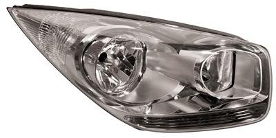 Headlight With Motor Right Hand
