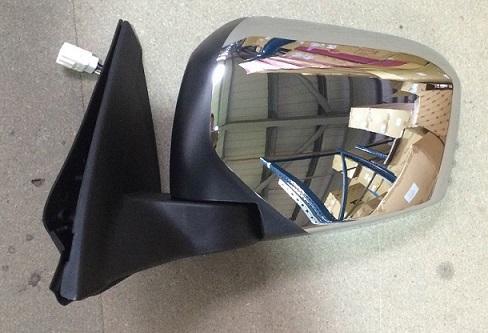 Door Mirror Electric Heated Chrome Left Hand