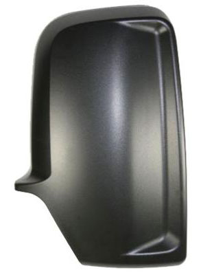 Replacement Car Parts for Volkswagen Crafter Door mirror cover black right hand