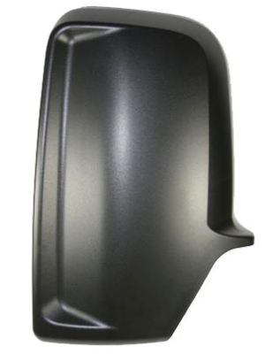 Door Mirror Cover Black Left Hand for VOLKSWAGEN CRAFTER