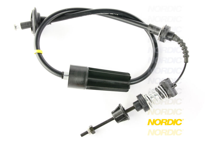 Replacement Car Parts for Volkswagen Polo Clutch cable length 1030mm
