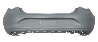 Rear Bumper Primed Independently Certified  for VAUXHALL ASTRA