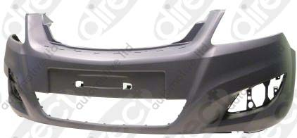 Front Bumper Primed Not VXR Models for VAUXHALL ZAFIRA