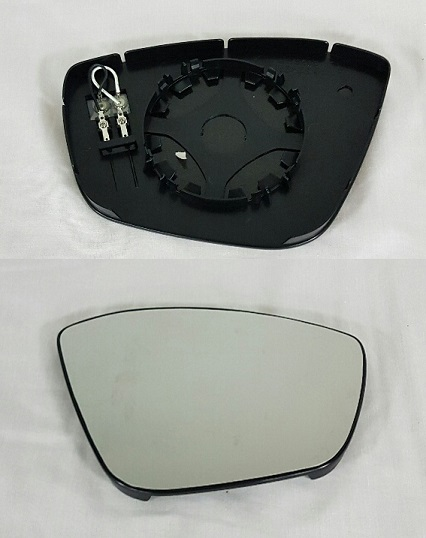 Replacement Car Parts for Peugeot 308 Door mirror glass heated right hand
