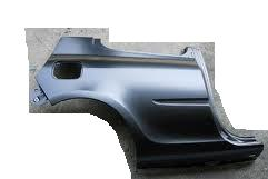 Rear Wing Right Hand 3 Door for RENAULT CLIO