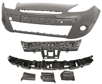 RENAULT CLIO Front Bumper