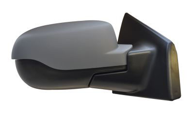 Replacement Car Parts for Renault Clio Door mirror electric primed right hand