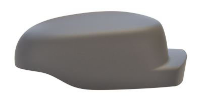 Replacement Car Parts for Renault Clio Door mirror cover primed right hand