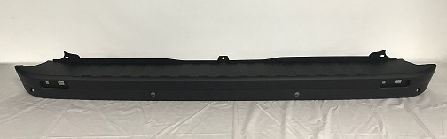 Rear Bumper Black With PDC for RENAULT TRAFIC