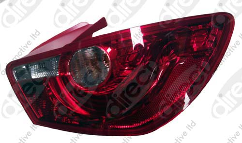 Rear Light 3 Door Right Hand