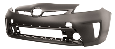 Front Bumper Primed for TOYOTA PRIUS