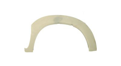 Replacement Car Parts for Toyota Hilux Front wing extension right hand