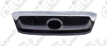 Replacement Car Parts for Toyota Hilux Grille grey with chrome moulding