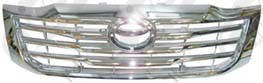 Replacement Car Parts for Toyota Hilux Grille all chrome