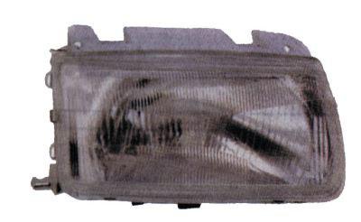 Headlight Manual Right Hand 4 Pin
