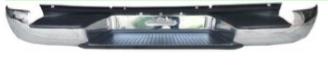 Rear Bumper Chrome for VOLKSWAGEN AMAROK