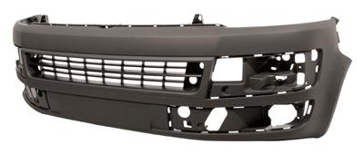 Front Bumper Dark Grey 2013> for VOLKSWAGEN TRANSPORTER