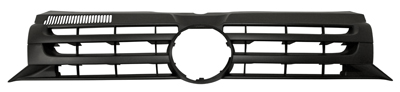 Replacement Car Parts for Volkswagen Transporter Grille black independently certified