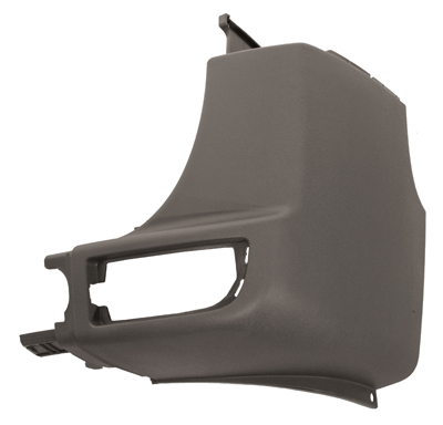 Rear Bumper Corner Dark Grey Right Hand for VOLKSWAGEN CRAFTER