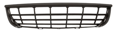 Replacement Car Parts for Volkswagen Crafter Front bumper grille center dark grey