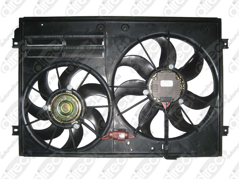 Electric Twin Fan 1.4/2.0 Petrol / 1.6 / 2.0 TDI for AUDI A1