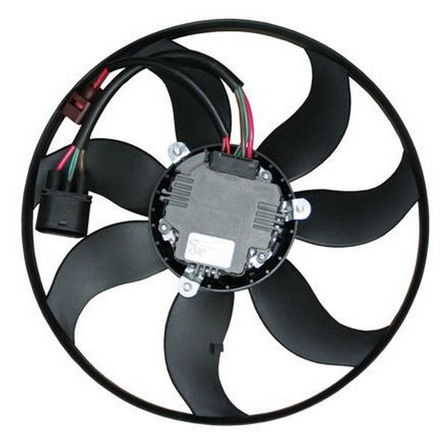 Replacement Car Parts for Audi Tt Radiator fan 2.0 tfsi